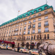 Hotel Adlon, Berlin — Stock Photo
