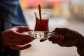 Oriental tea-time — Foto de Stock