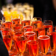 Champaign glasses — Stock Photo #33060989