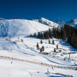 Ski slope — Stock Photo #33061741