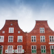Dutch houses — Stock Photo #33061849