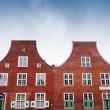 Dutch houses — Stock Photo #33061849