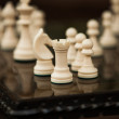 Chess-board — Stock Photo
