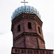 Tower of church — Stock fotografie