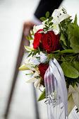 Decoração da flor — Foto Stock