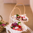 Two baskets — Foto de Stock