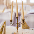 Stock Photo: Candleholder