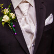 Tie and suit — Stock Photo