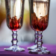 Champaign glasses — Stock Photo #33083139
