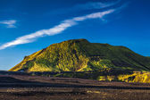 Hills in the sunlight (Iceland) — Stock Photo