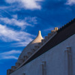 Hallgrimskirkja Church in Reykjavik — Stock Photo #39189341