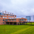 Building from Iceland, with modern architecture — Stock Photo #39205703