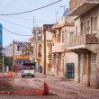 Run down street on Cape Verde — Stock Photo #39678423
