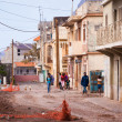 Run down street on Cape Verde — Stock Photo #39678463