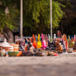 Stock Photo: Market stand on Cape Verde