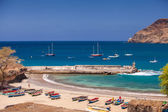 Ships at Cape Verde — Foto Stock