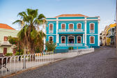 House on Cape Verde — Stock Photo