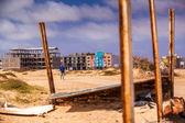 Houses on Cape Verde — Stock Photo
