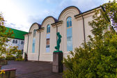 National Gallery in Reykjavik — Stock Photo