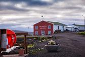 Iceland Seal Center in Hvammstangi — Stock fotografie