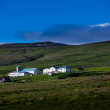 Remote farm buildings in Iceland — Stock fotografie #40320381