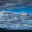 Storm clouds gathering over Iceland — Stock Photo #40320491