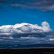 Storm clouds gathering over Iceland — Stock Photo #40320497