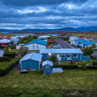 Houses in Snaefellsnes in Iceland — Stock Photo #40320827