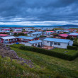 Houses in Snaefellsnes in Iceland — Stock Photo #40320835