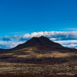 Volcanic landscape in Iceland — Stock Photo #40321157