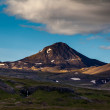 Volcanic landscape in Iceland — Stock Photo #40321199