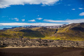 Beautiful scenic landscape in Iceland — Stock Photo