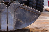 Dredger bucket — Stock Photo