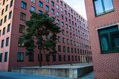 Bricked building — Foto de Stock