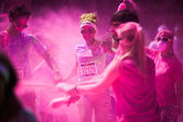 The Color Run in Berlin — Stock Photo