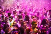The Color Run in Berlin — Stock Photo