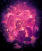 La couleur exécute — Photo