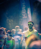 The Color Run in Berlin — 图库照片