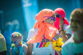 The Color Run — Stock Photo
