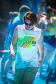 The Color Run in Berlin — Stockfoto
