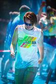 The Color Run in Berlin — Стоковое фото
