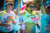 The Color Run in Berlin — Stockfoto