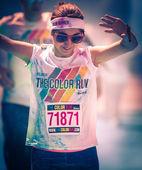 Kolor uruchomić — Zdjęcie stockowe
