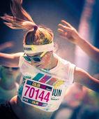 The Color Run — Stock Photo