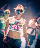 The Color Run — Zdjęcie stockowe