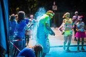 The Color Run in Berlin — Stock fotografie