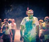 The Color Run in Berlin — Zdjęcie stockowe