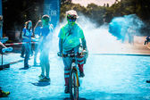 The Color Run — Foto de Stock
