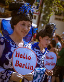 The Carnival of Cultures — Foto de Stock