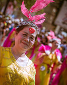 Carnival of Cultures. — Stock Photo